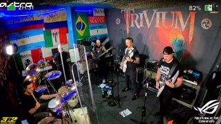 TRIVIUM LIVE SHOW LIVE REVISITS 840 | MKH LIVE REQUEST PLAYS 940 | HOG CODWZ 1040