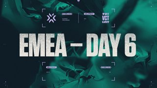 Challengers EMEA - Stage 2 Main Event - Semifinals