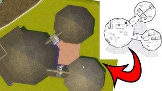 Weird Floor Plan Built in Sims!