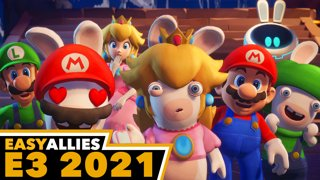 Mario + Rabbids Sparks of Hope - Easy Allies Reactions