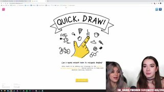 Highlight: Google Quick Draw vs Steff & Mikkaa