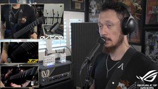 KSR EROS & CERES DEMO | Matt Heafy (Trivium)
