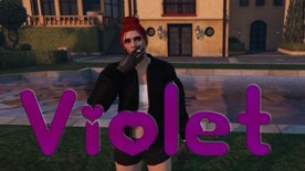 Violet | NoPixel | ⊂(•̀﹏•́⊂ )∘˚˳° - October 16, 2020