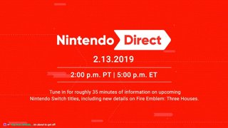 NINTENDO DIRECT 2/13 REACTION - ConnorEatsPants