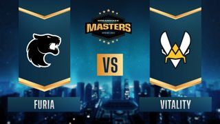 CS:GO - Vitality vs. FURIA [Nuke] Map 2 - DreamHack Masters Spring 2021 - Group B