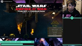 Highlight: Star Wars Empire At War : Forces of Corruption- Back at it again!
