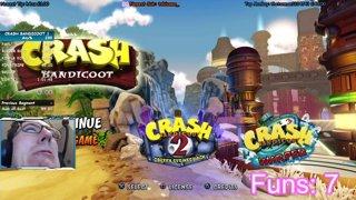 CRASH WR!!!! BOIS!!!!!!