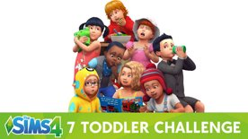 Let's Play the 7 Toddler Challenge