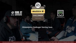 Philly Challenger 2 Part 1