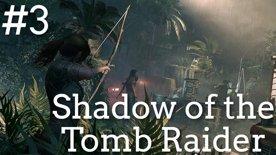 🧗 Pokračujeme v Lařiném epickém dobrodružství. Jaké artefakty ještě najdeme? 🏺 Shadow of the Tomb Raider #3