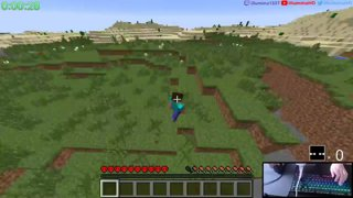Minecraft Any% Random Seed Glitchless in 32:00