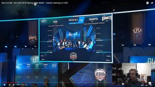 Review LCS - H2K vs GIANTS