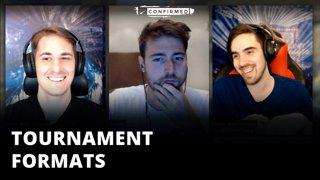 Tournament formats - HLTV Confirmed S3.E21
