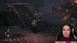 Highlight: Nioh 2 DLC's POG ㊙️🐉 Uminyudo Fight
