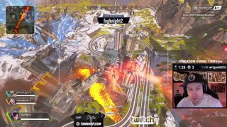*VISS w/ TannerSlays and AnneMunition 10K 2479D APEX LEGENDS SEASON 4 3:50:17e
