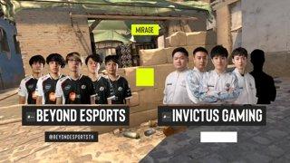CS:GO - Invictus vs. Beyond [Mirage] Map 3 - ESL Pro League Season 12 - Playoffs - AS