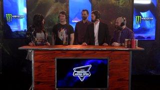 Dreamhack Anaheim - Winner Interview