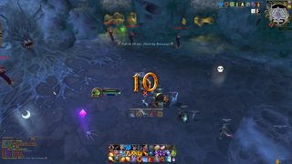 Mythic G'huun Kill - Pho Guild on Zul'jin - Fire Mage POV