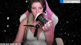 Highlight: Out of this world ASMR  !SNAP !YT