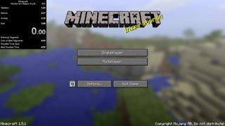 Minecraft Herobrine's Return Any% in 5:01.44 (World Record)