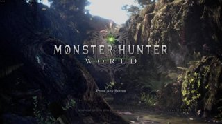 Monster Hunter First Play Part One