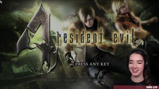 Highlight: Resident Evil 4 First Playthrough! [Part 3]