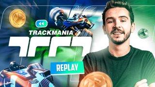 Nouvelle campagne solo Trackmania en toute détente !