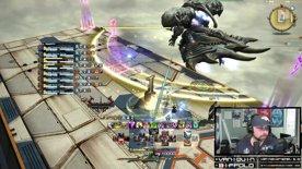 【FFXIV】The Cloud Deck (Extreme) Diamond Weapon Clear ~ Warrior POV