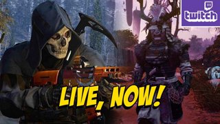 Spooky Warzone   Spooky Tsushima Multiplayer !nzxt !ads (10-21)
