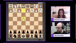 Twitch Rivals Chess - Match 3 vs Ludwig