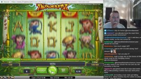 BIG WIN on Thunderfist!!!