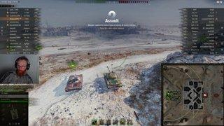 T-62A - 3MoE || 93.13% - 95.03% på två matcher