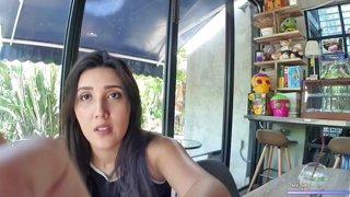 Highlight: vintage folk car cafe with 35°C weather : Bangkok - ENG/ไทย (TTS $2/100bits) !keth !merch !socials