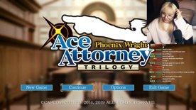 [Part 2] Phoenix Wright: Ace Attorney