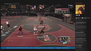 NBA 2K15 Pull Up Vs Homicide Gang