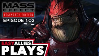 Brandon Plays Mass Effect Legendary Edition - 1.02 - Remembering Jenkins