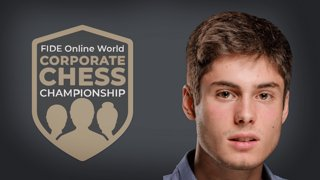 FIDE World Corporate Championship w/ hosts Hess and Nemo | !corpdonate