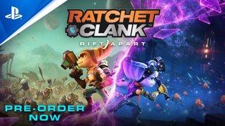 Ratchet & Clank: Rift Apart #AD