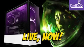Alien Isolation...Revisited & NZXT Unboxing !nzxt !ads (10-27)