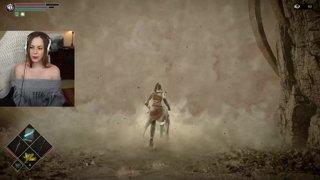 Demon Souls: Flamelurker Fight