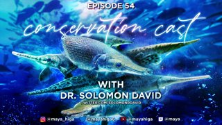 CONSERVATION CAST ep. 54 with Dr. Soloman David for Ranger Rick Magazine