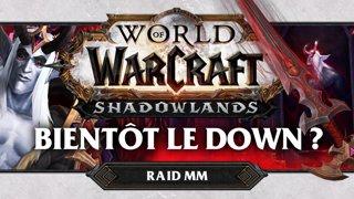 BIENTÔT LE DOWN? 9/10 RAID ! WoW.Gdoc.Fr - Bientôt la fin du projet WoW omg !