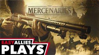 Easy Allies Plays Resident Evil Village: Mercenaries [Enemy Spoilers]