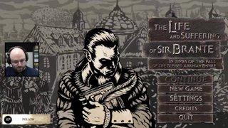Beautiful Indie Interactive Adventure Game (Sir Brante)