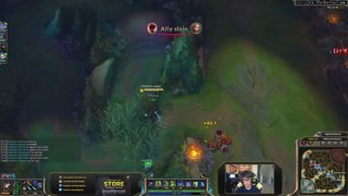 CoreJJ sick 1v3 Triple Kill (with help)