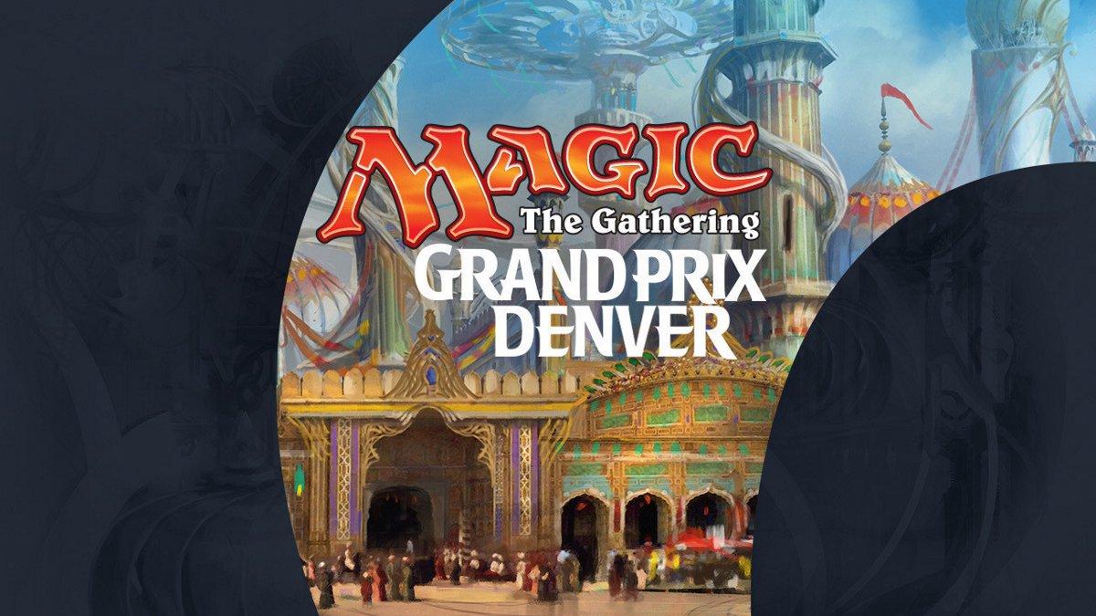 Grand Prix Denver 2016 Quarterfinals (Part 2)