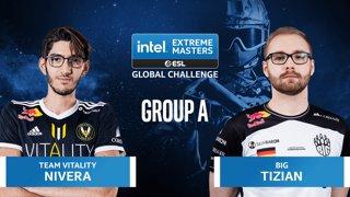 CS:GO - Team Vitality vs. BIG [Nuke] Map 3 - IEM Global Challenge 2020 - Group A