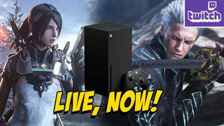 XBOX Launch Day, checking out DMC5 Vergil Edition & Bright Memory !ads !nzxt (11-7)