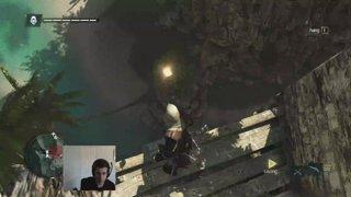 Assassin's Creed Black Flag Flying Dutchman Glitch