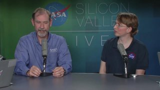 NASA in Silicon Valley Live - Exploring Space with the World's Largest Flying Telescope